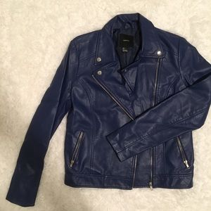 Forever21 Leather Jacket
